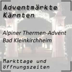 Adventmarkt Bad Kleinkirchheim