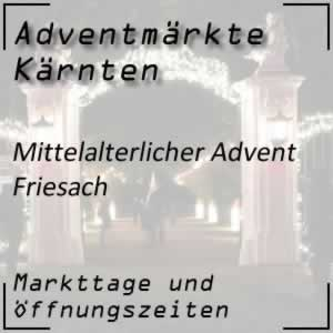 Christkindlmarkt Friesach