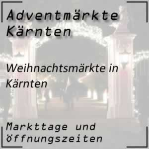 Adventmarkt Kärnten
