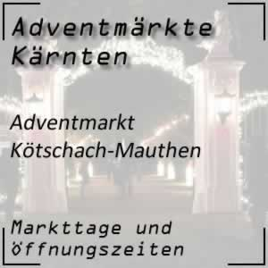 Adventmarkt Kötschach-Mauthen