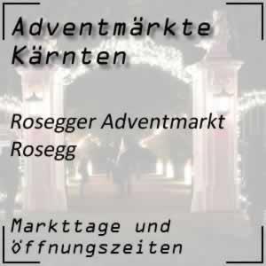 Adventmarkt Rosegg