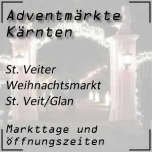 Weihnachtsmarkt Sankt Veit an der Glan