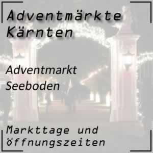 Adventmarkt Seeboden
