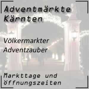 Adventmarkt Völkermarkt Adventzauber