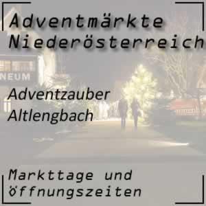 Adventmarkt Altlengbach