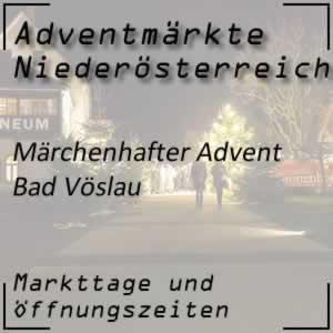 Märchenhafter Advent Bad Vöslau