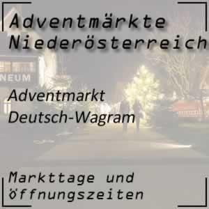 Adventmarkt Deutsch Wagram