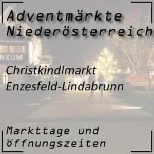 Christkindlmarkt Enzesfeld-Lindabrunn