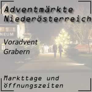 Adventmarkt Grabern