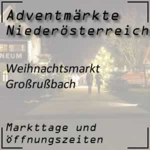 Weihnachtsmarkt Großrußbach