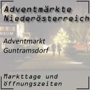 Adventmarkt Guntramsdorf