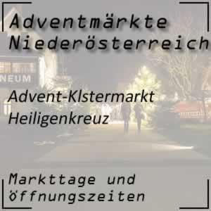 Adventmarkt Stift Heiligenkreuz