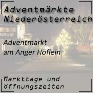 Adventmarkt am Anger Höflein