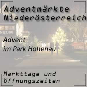Adventmarkt Hohenau an der March