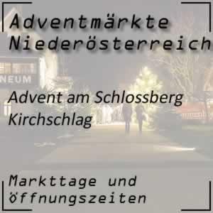 Advent Schlossberg Kirchschlag Bucklige Welt