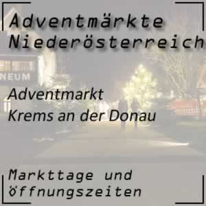 Adventmarkt Krems an der Donau