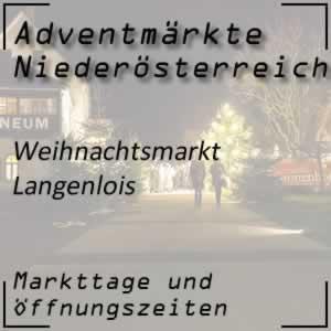 Weihnachtsmarkt Langenlois