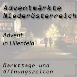 Adventmarkt Stift Lilienfeld