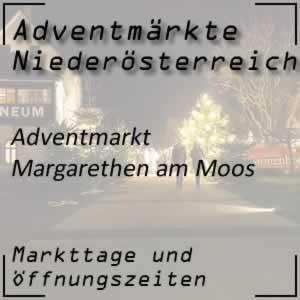 Adventmarkt Margarethen am Moos
