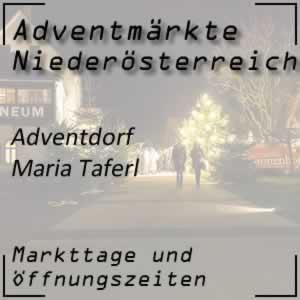 Adventmarkt Maria Taferl