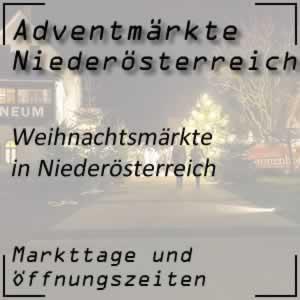 Adventmarkt Niederösterreich