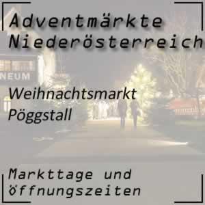 Weihnachtsmarkt Schloss Pöggstall