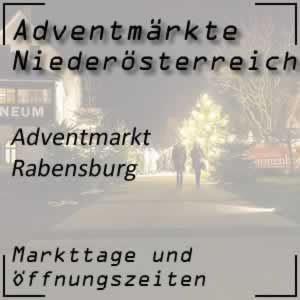 Adventmarkt Rabensburg