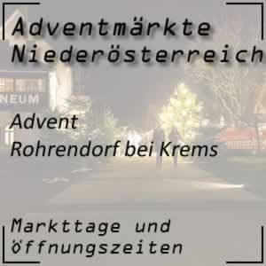 Advent Rohrendorf bei Krems
