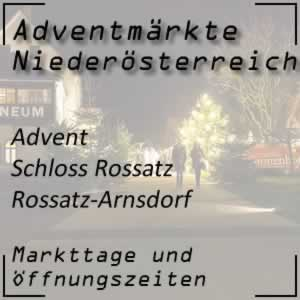Advent Rossatz-Arnsdorf Schloss