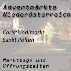 Christkindlmarkt Sankt Pölten