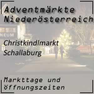 Christkindlmarkt Schallaburg