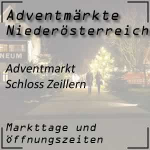 Adventmarkt Zeillern Schloss
