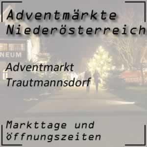 Adventmarkt Trautmannsdorf