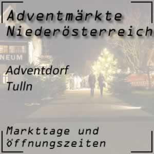 Adventdorf Tulln an der Donau