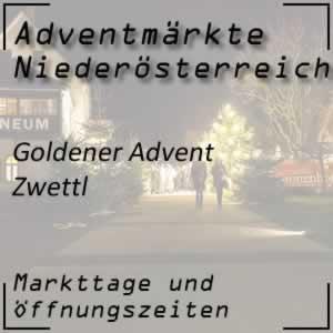 Goldener Advent Zwettl