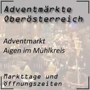 Adventmarkt Aigen im Mühlkreis