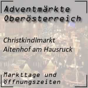 Christkindlmarkt Altenhof am Hausruck