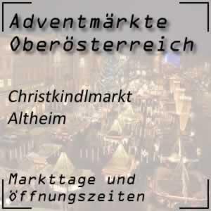 Christkindlmarkt Altheim