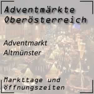 Adventmarkt Altmünster