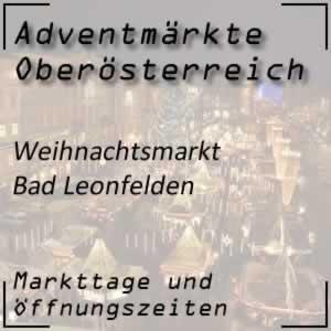Weihnachtsmarkt Bad Leonfelden
