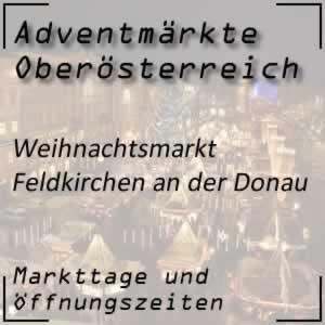 Weihnachtsmarkt Feldkirchen an der Donau