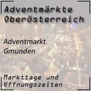 Adventmarkt Gmunden