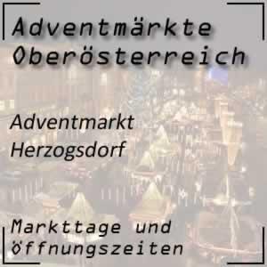 Adventmarkt Herzogsdorf