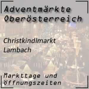 Christkindlmarkt Lambach