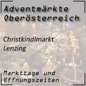 Christkindlmarkt Lenzing Attersee
