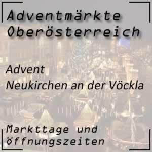 Adventmarkt Neukirchen an der Vöckla Stehrerhof