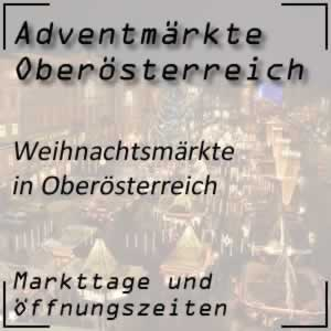 Adventmarkt Oberösterreich