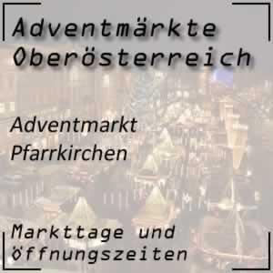 Adventmarkt Pfarrkirchen