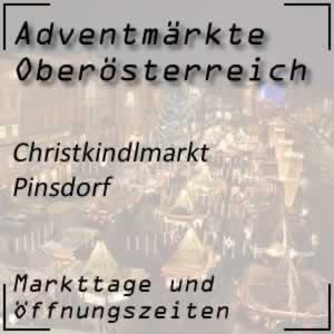 Christkindlmarkt Pinsdorf