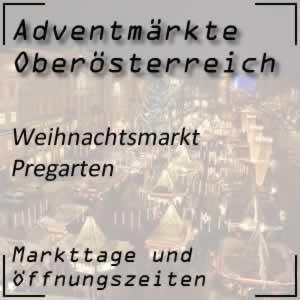 Weihnachtsmarkt Pregarten